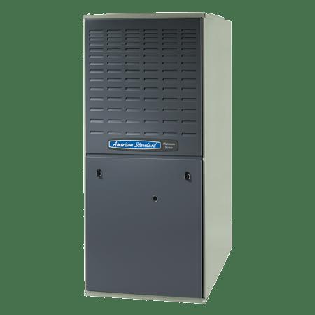 American Standard Platinum 80 gas furnace.