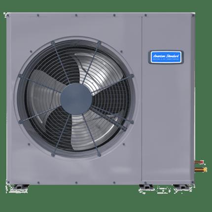 American Standard Silver 16 low profile heat pump.