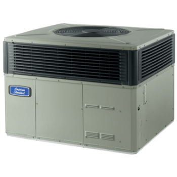 American Standard Gold 15 Packaged Heat Pump System.